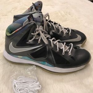 d5dcec49d56 Nike Shoes - Nike LEBRON X 10  Prism  Basketball Shoes Y-3